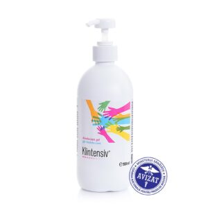 KLINTENSIV – Gel dezinfectant maini 500 ml